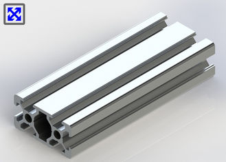 GB Standard 20 * 40 T Slot Aluminum Profile For Light Duty Structure